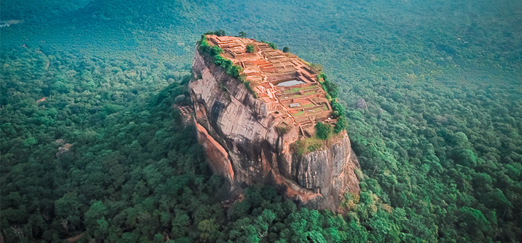 Sri Lanka Itinerary -