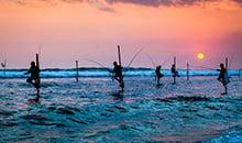 sri lanka itineraries 12 days package bentota beach experience evening chilling in bentota