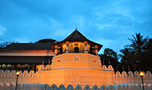 sri lanka itineraries package 12 days kandy temple of tooth