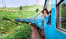 sri lanka itineraries 12 days ella train ride